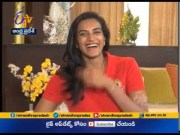 Cheppalani Vundi | Ace Shutller PV Sindhu Krishnan with DN Prasad  (Video)