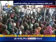 Thullur Farmers Questions to JanaSena Chief Pawan Kalyan   on Capital Issue  (Video)