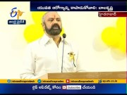 Cancer spread different ways | Nandamuri Balakrishna  (Video)