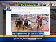 Sports Minister Kiren Rijiju Promises Trials By Top Coaches For Kambala Sprinting Sensation Srinivas  (Video)