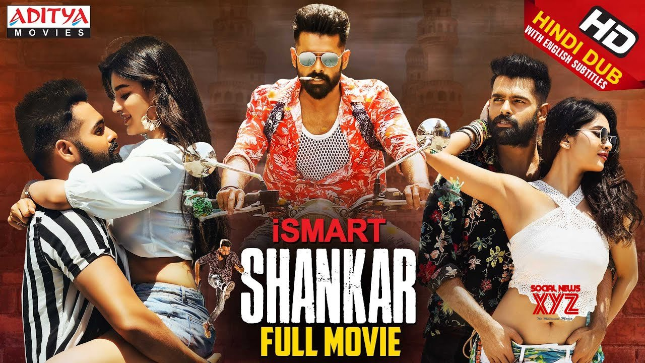 Ismart Shankar full movie (2020)   Hindi Dubbed Movie   Ram Pothineni,  Nidhi Agerwal, Nabha Natesh [HD] (Video) - Social News XYZ