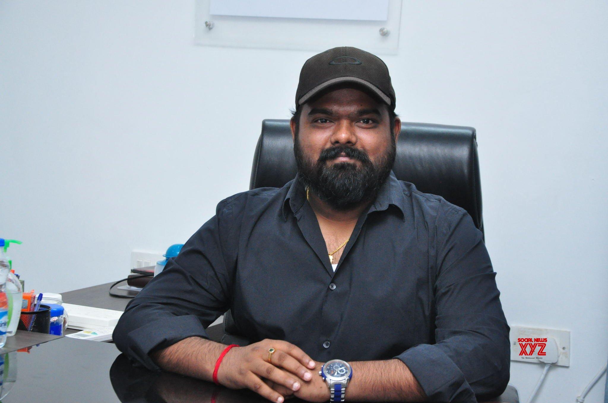 Bheeshma Director Venky Kudumula Interview Stills Social News Xyz