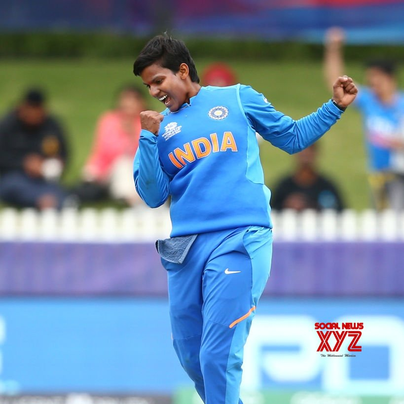 Melbourne (Australia): Women's T20 World Cup - India Vs New Zealand (Batch - 1) #Gallery