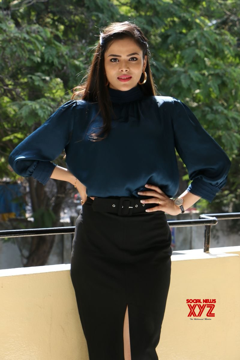Hyderabad: Krithi Ghargh Press Conference #Gallery