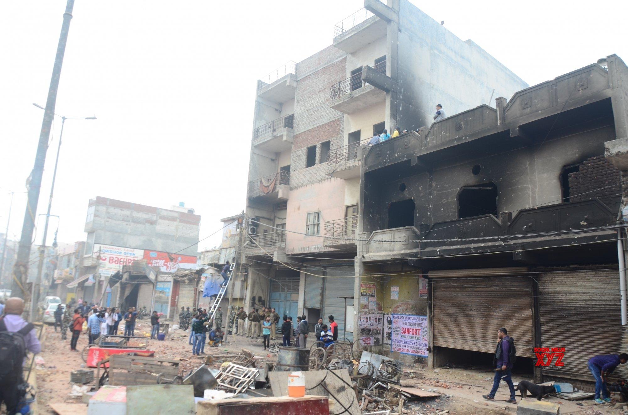 Delhi riots: Delhi Police file voluminous charge sheet against 15 accused