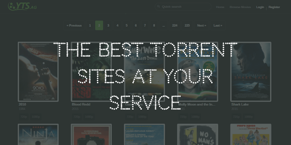 Top 5 Torrent Sites in 2020 to get anything