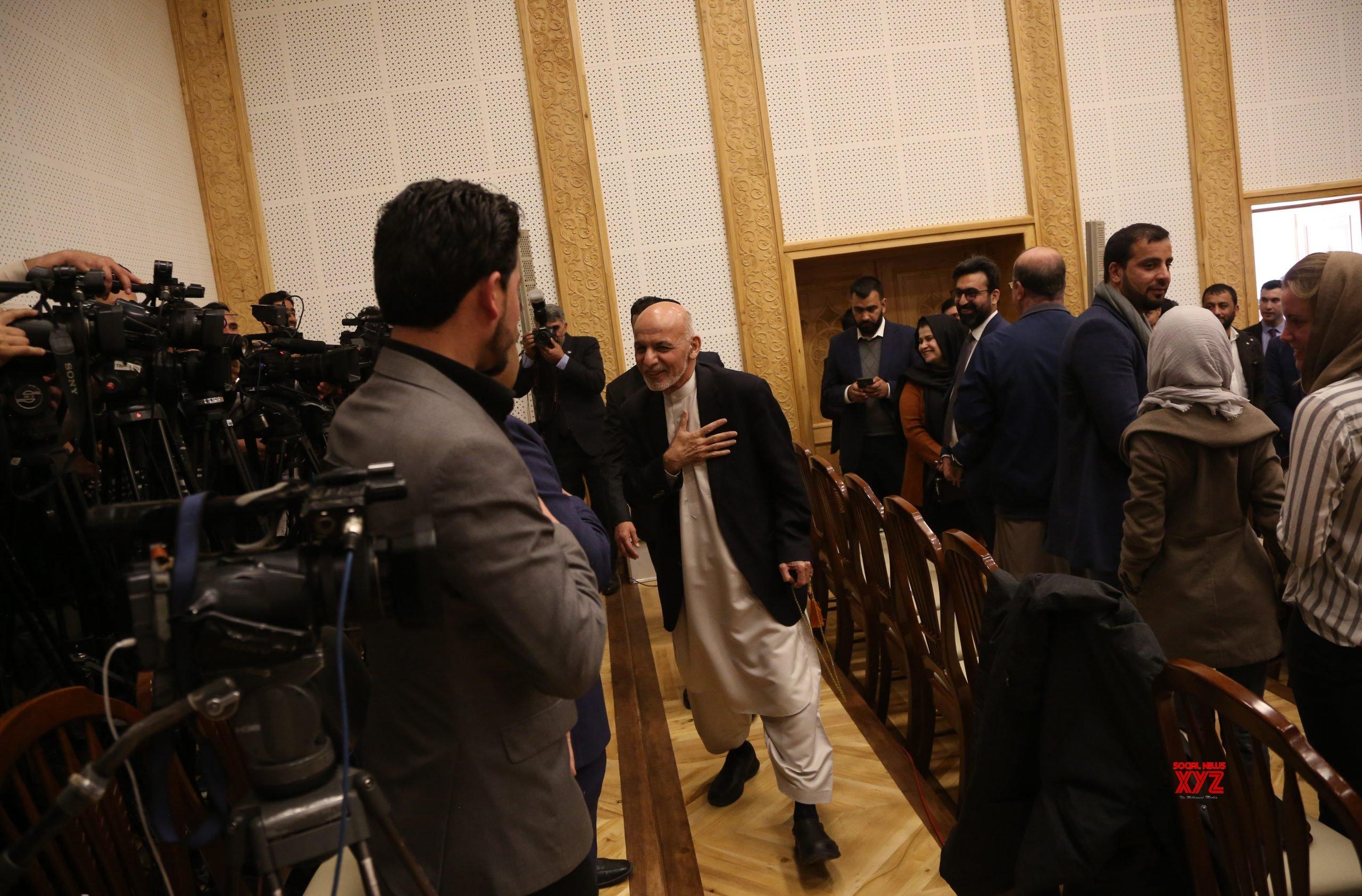 Afghan govt constitutes negotiating team for Taliban talks