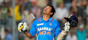 March 16, 2012, will be etched in the minds of cricket fans across the globe as the day when legendary India batsman Sachin Tendulkar scored his 100th international century. Popularly known as the 'God of Cricket', Tendulkar's record remains unbroken.