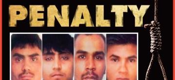 Nirbhaya convicts. (File Photo: IANS)