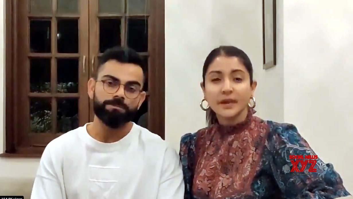 Virat Kohli Quizzes Wife Anushka Sharma About Cricket