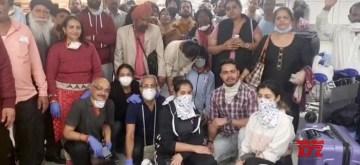 KLM flight finally lands in Delhi, passengers share video