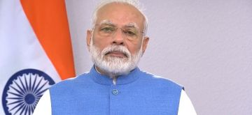 New Delhi: Prime Minister Narendra Modi addresses to the nation on novel coronavirus comes, in New Delhi on March 19, 2020. (Photo: IANS/BJP)