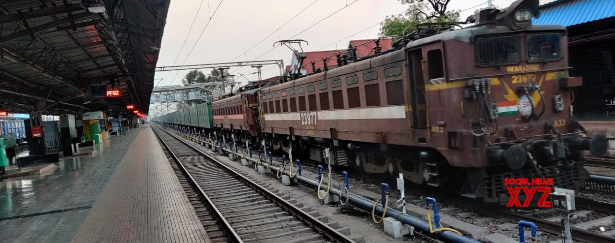 Railway units now preparing sanitisers to meet demand