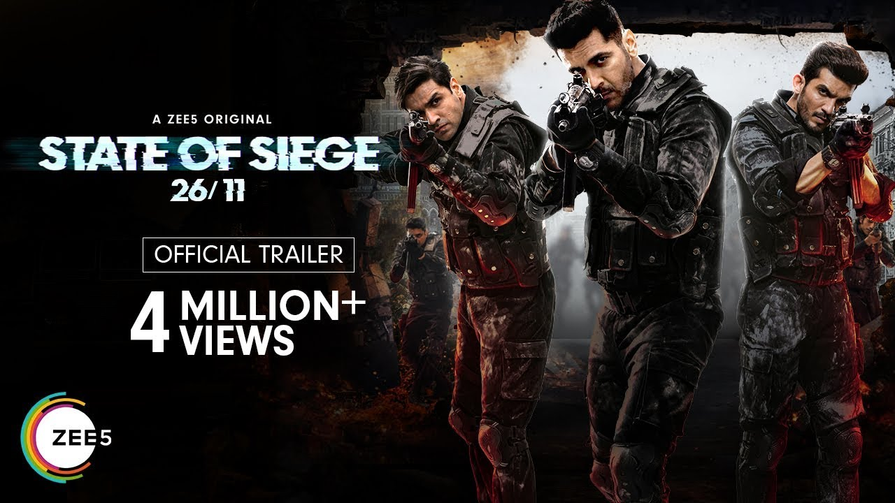 State Of Siege 26/11( ZEE5 Originals) Review: A Testimony For Our Brave Hearts (Rating: ***1/2)
