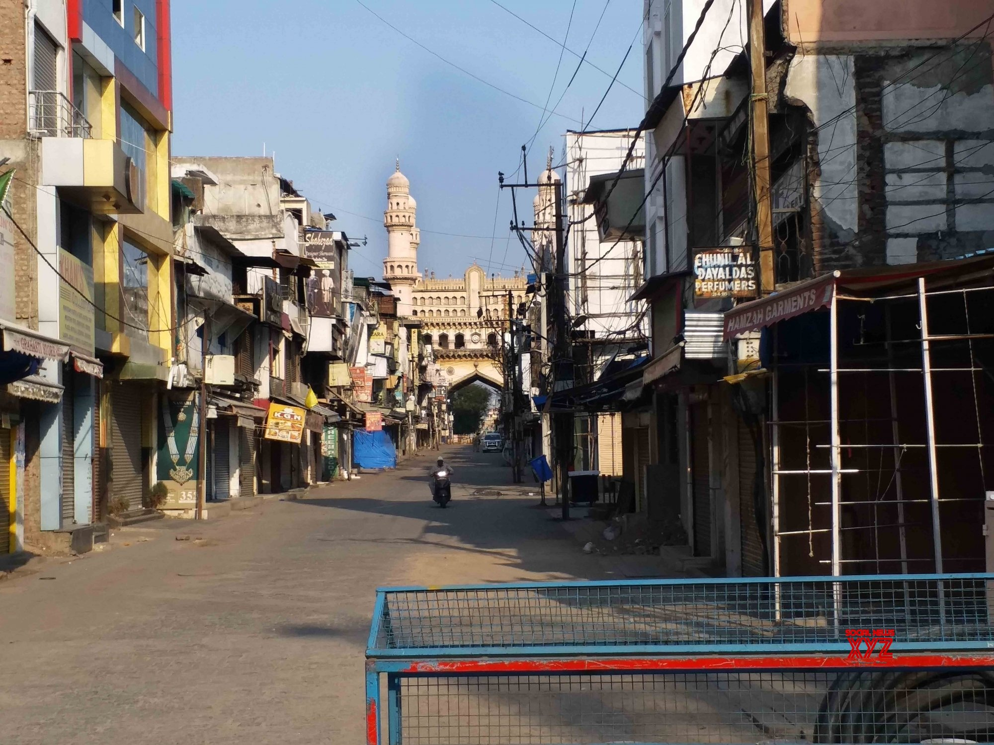 Hyderabad: City comes to a standstill during 21 - day lockdown #Gallery