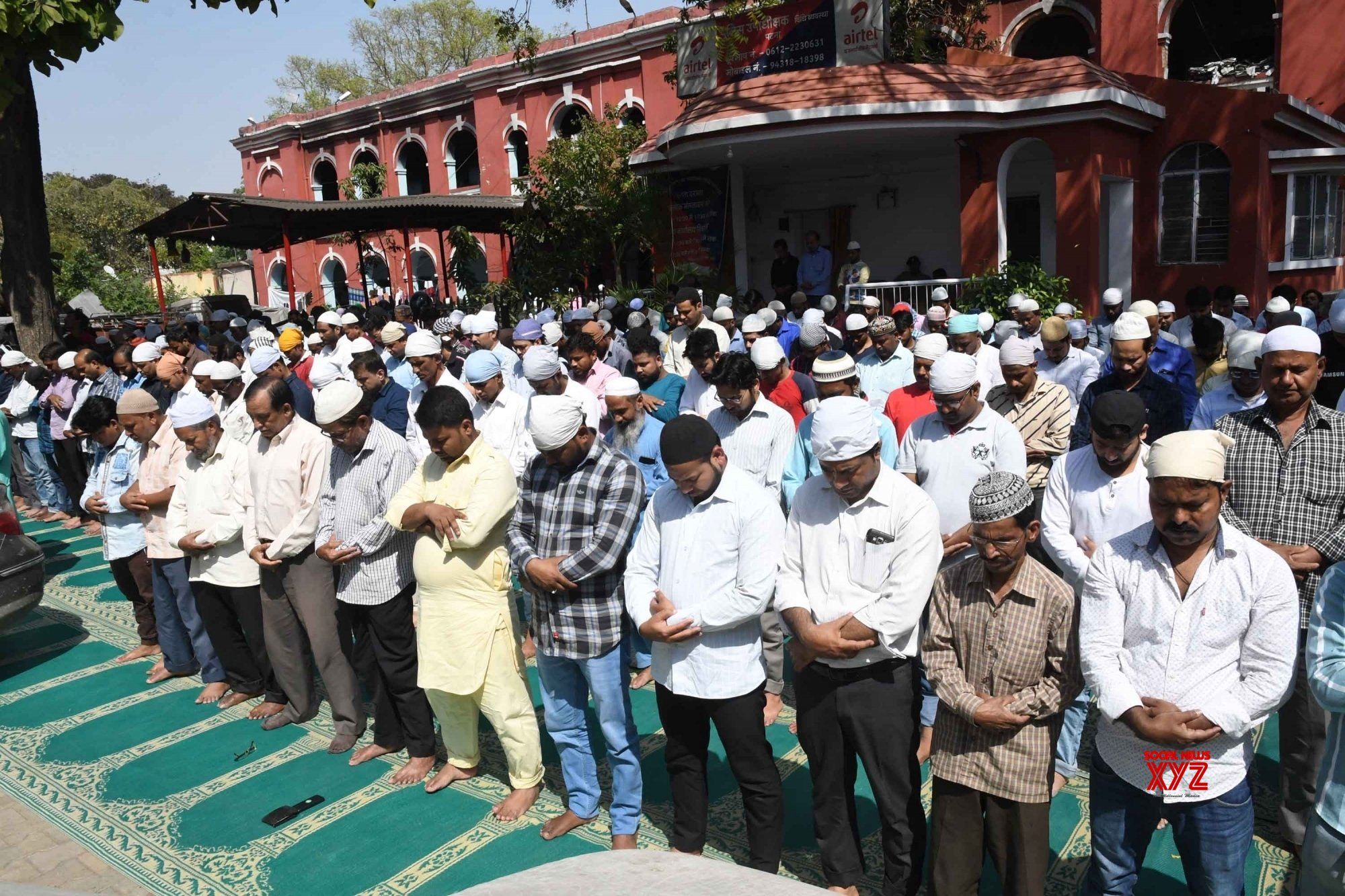 Friday's prayers suspended in all mosques across country