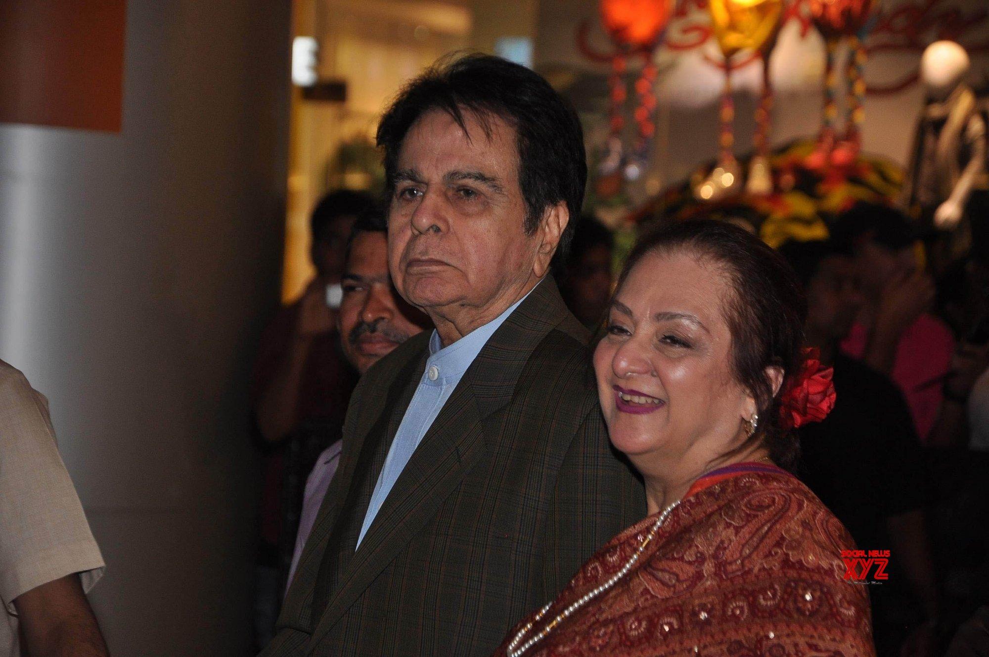 Dilip Kumar, Saira Banu on Nimmi's death: Feeling a deep sense of personal loss