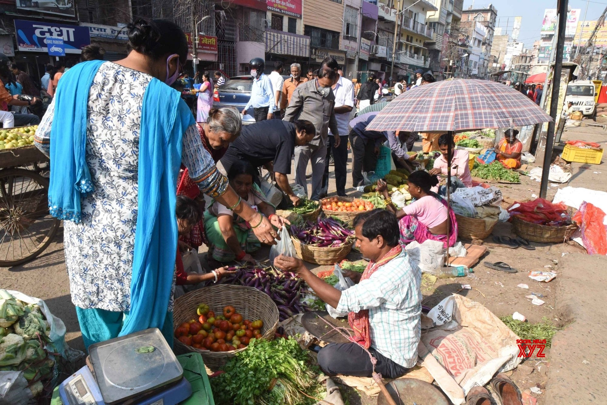Covid-19: Rlwys offers its land for vegetable market in Andhra