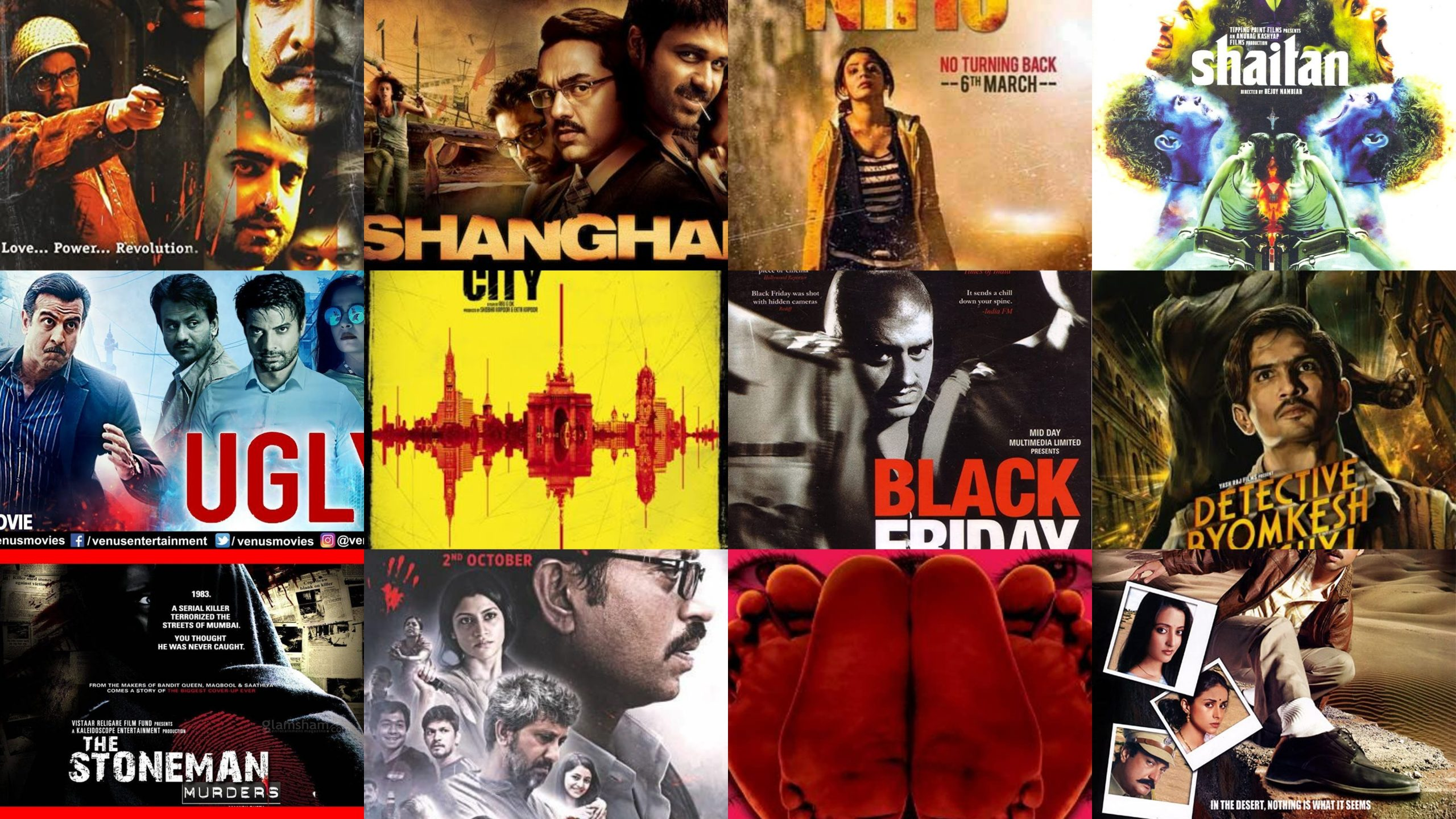 Dark And Gritty - Movie Suggestions Of Bollywood's Dim Shades
