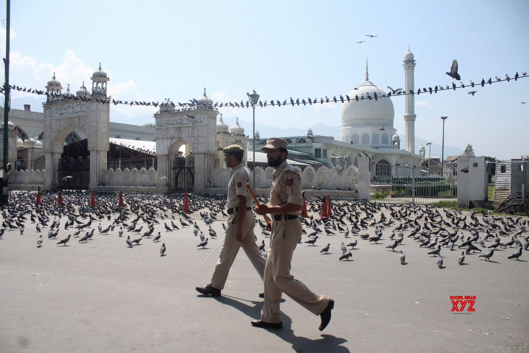 No prayers in Kashmir Mosques on Friday