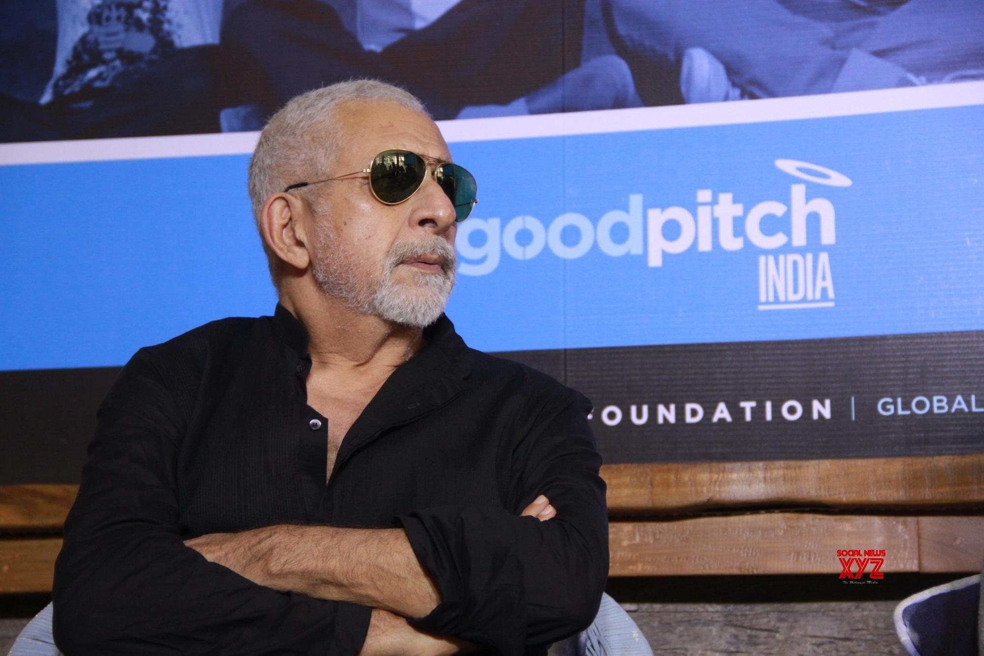 Naseeruddin Shah: Short films difficult to make than feature films