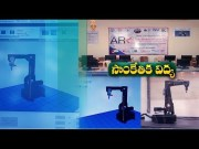 APSSSDC-ECM Convergence Training Centers | Provide Quality Training in Applied Robot Control  (Video)