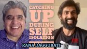Rana Daggubati interview with Rajeev Masand | Lockdown | Haathi Mere Saathi | Bouncing back [HD] (Video)