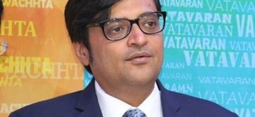 Republic TV editor Arnab Goswami