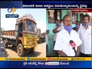 Lorry Owners Face Severe Lockdown Problems | Rajahmundry (Video)