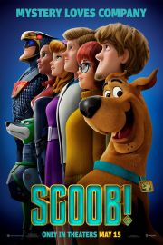 Scoob! Review:  An Enjoyable Ride But It Never Reaches The Height (Rating: **1/2)