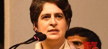Congress General Secretary Priyanka Gandhi Vadra.