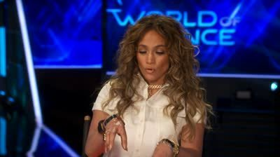 World of Dance: Season 4 Premiere || Jennifer Lopez Soundbites || #SocilaNews.XYZ