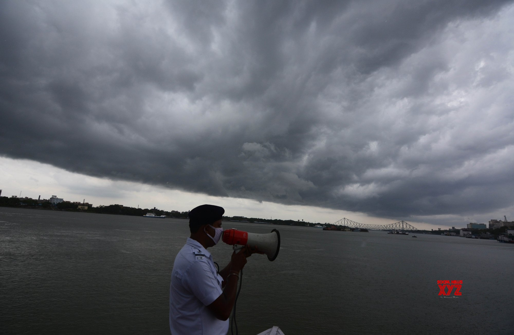 Super cyclone Amphan to hit coastal areas from afternoon: IMD