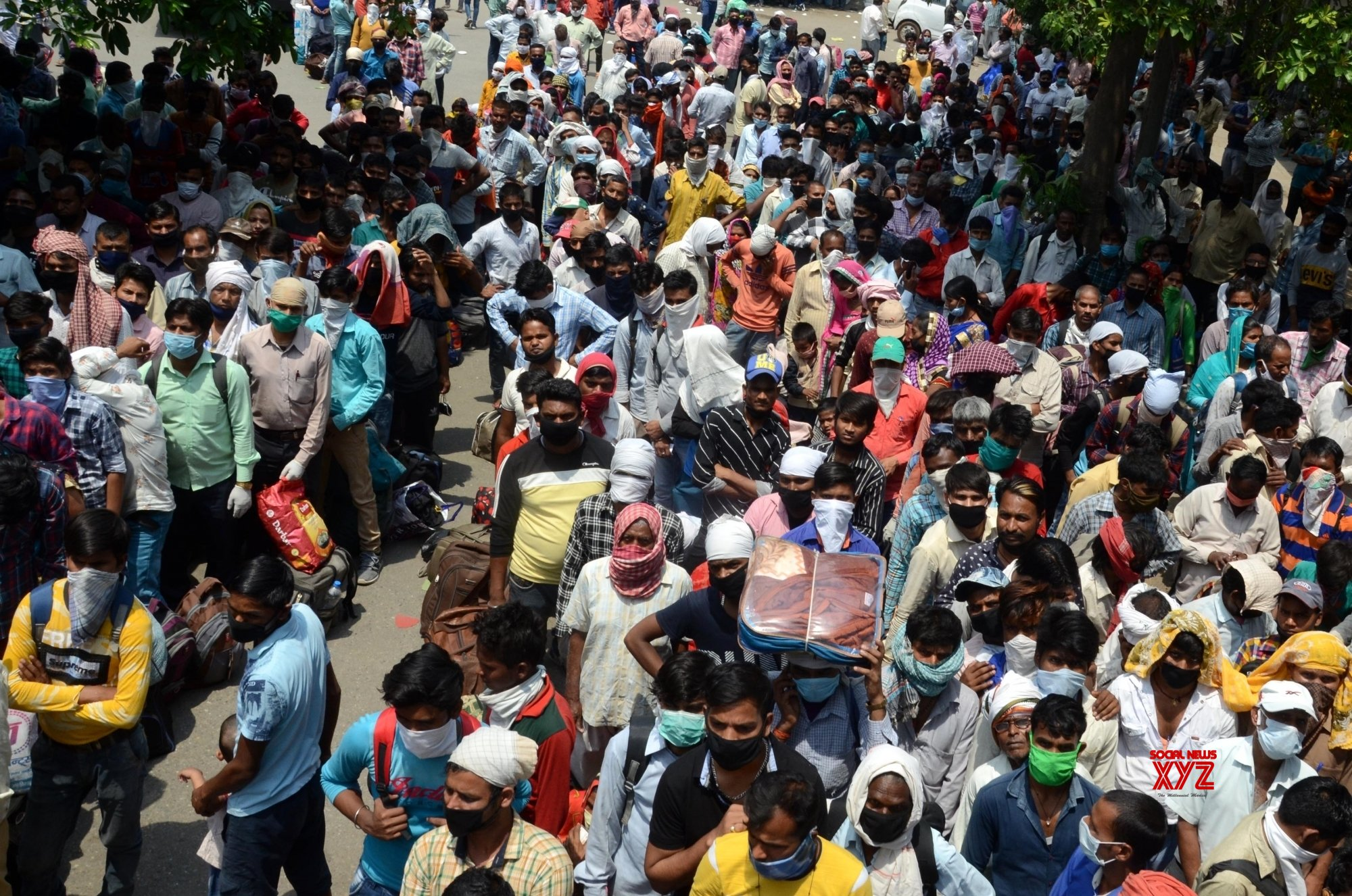 Cabinet clears scheme for free foodgrains to migrants for 2 months
