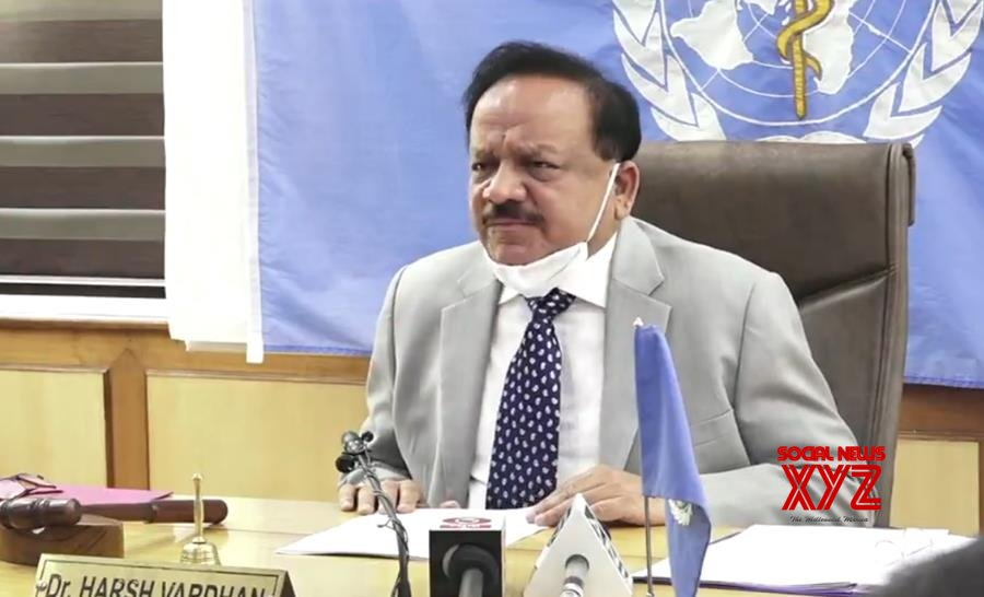 'Entering office amid global crisis': Harsh Vardhan on taking charge of WHO top body