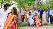 Rana Daggubati Engagement with Miheeka bajaj (Video)