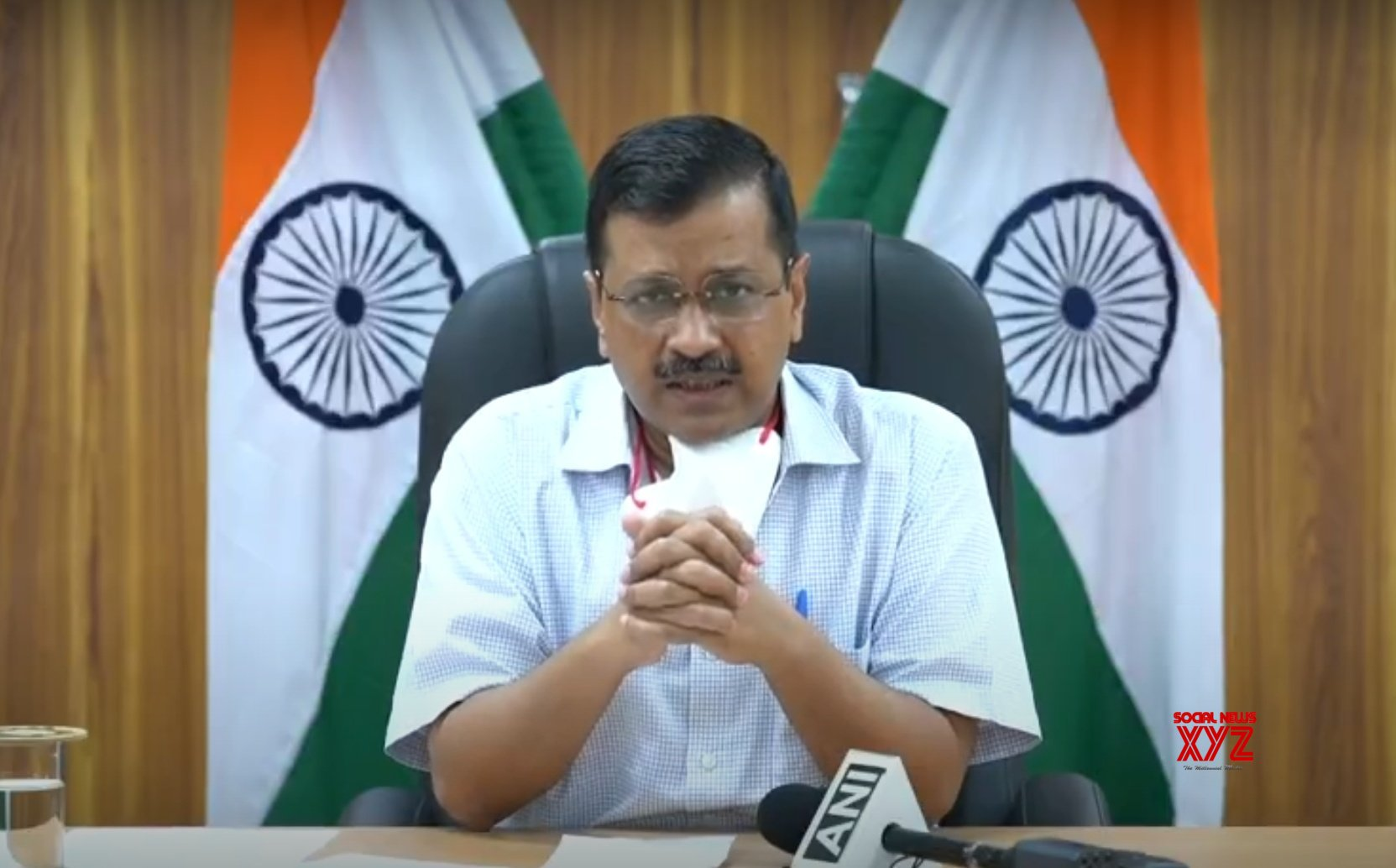 Situation improving but no room for complacency: Delhi CM
