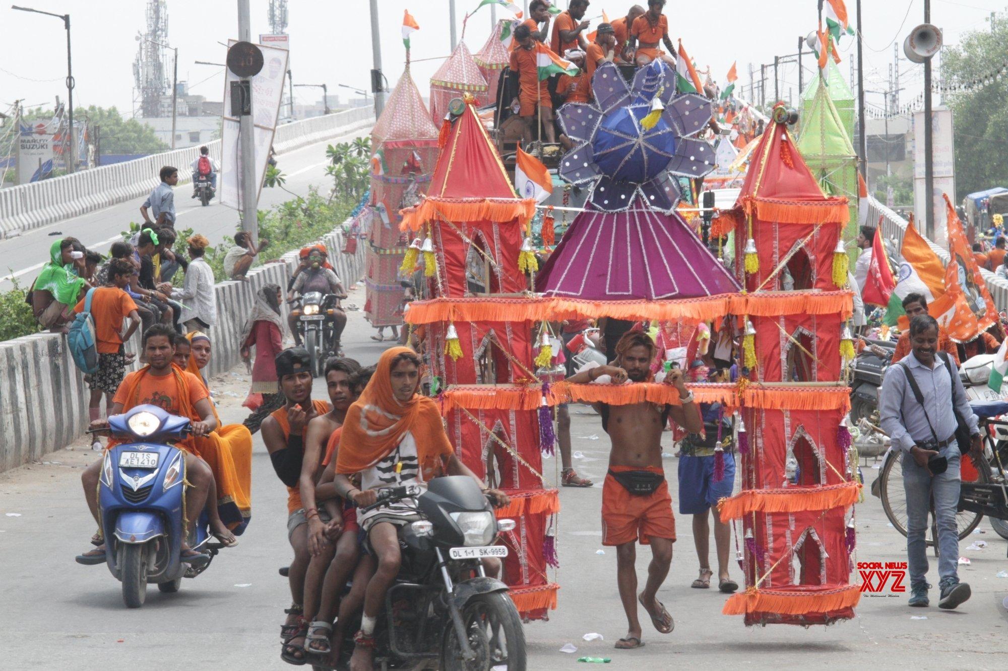 No Kanwar Yatra, no puja in Shravan month at Shiva temple in Deoghar