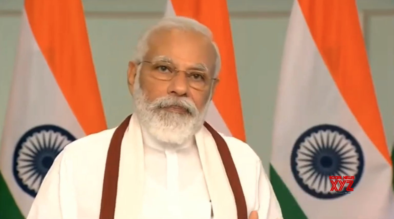 PM Modi to address the nation at 4 pm on Tuesday