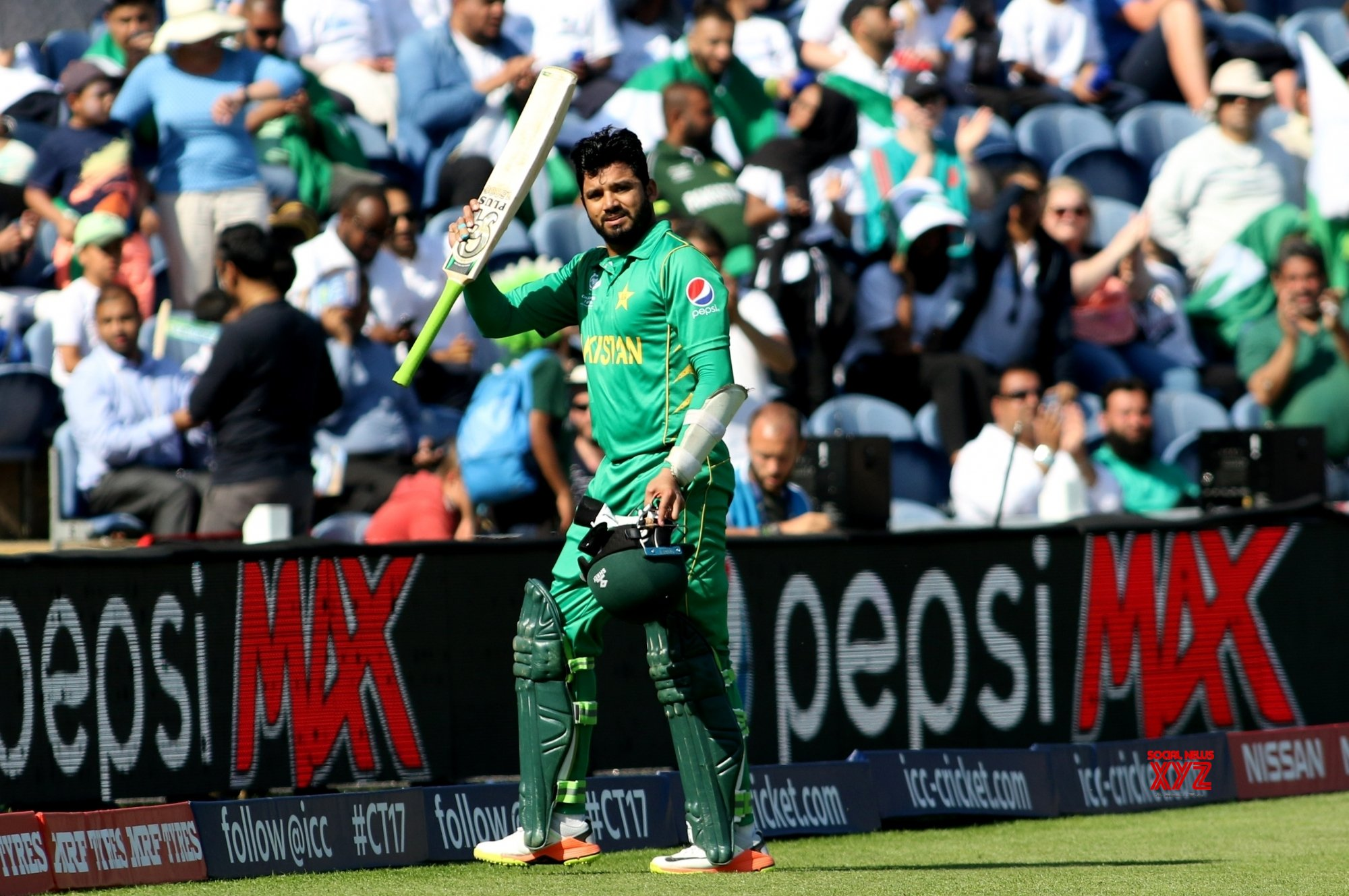 Pakistan vs England: Men in Green depart for tour
