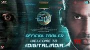 CHAKRA - Official Telugu Trailer   Vishal   M.S. Anandan   Yuvan Shankar Raja   VFF [HD] (Video)