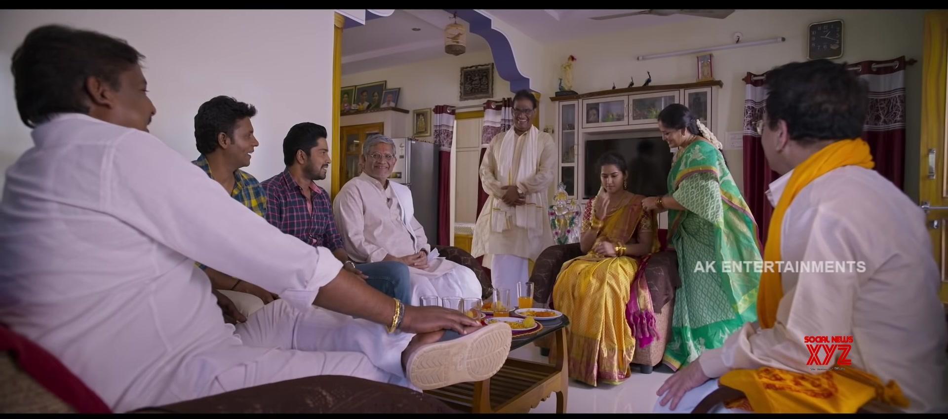 Allari Naresh's Bangaru Bullodu Movie Teaser Stills