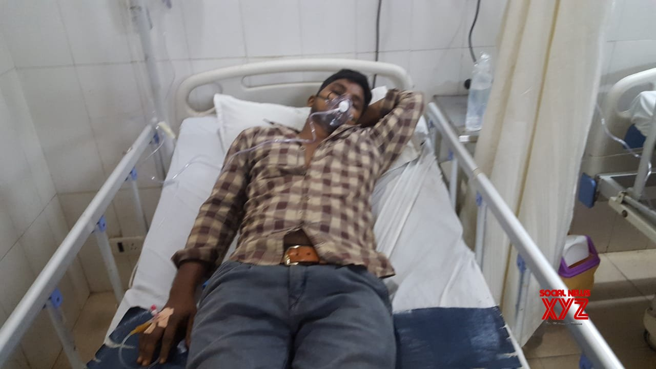 Visakhapatnam: 2 killed in Vizag pharma firm gas leak #Gallery