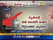 Huge Covid Cases Reported | in Krishna & Kurnool Dists  (Video)