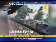 Super Anaconda | Railways Creates History | Joins 3 Loaded Trains  to Reduce Transit Time  (Video)