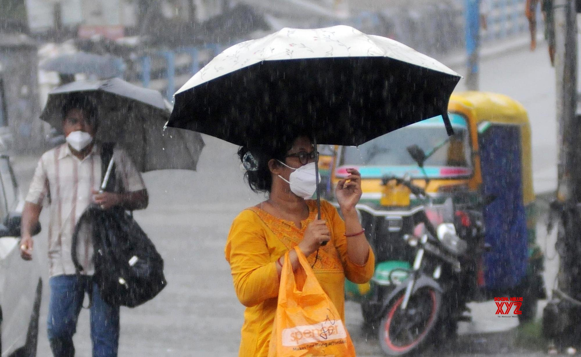 Kolkata: Rains #Gallery