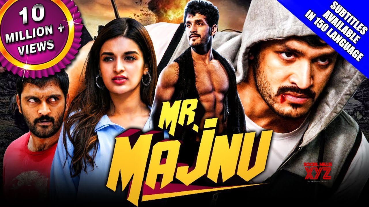 Mr. Majnu (2020) New Released Hindi Dubbed Full Movie   Akhil Akkineni,  Nidhhi Agerwal, Rao Ramesh [HD] (Video) - Social News XYZ