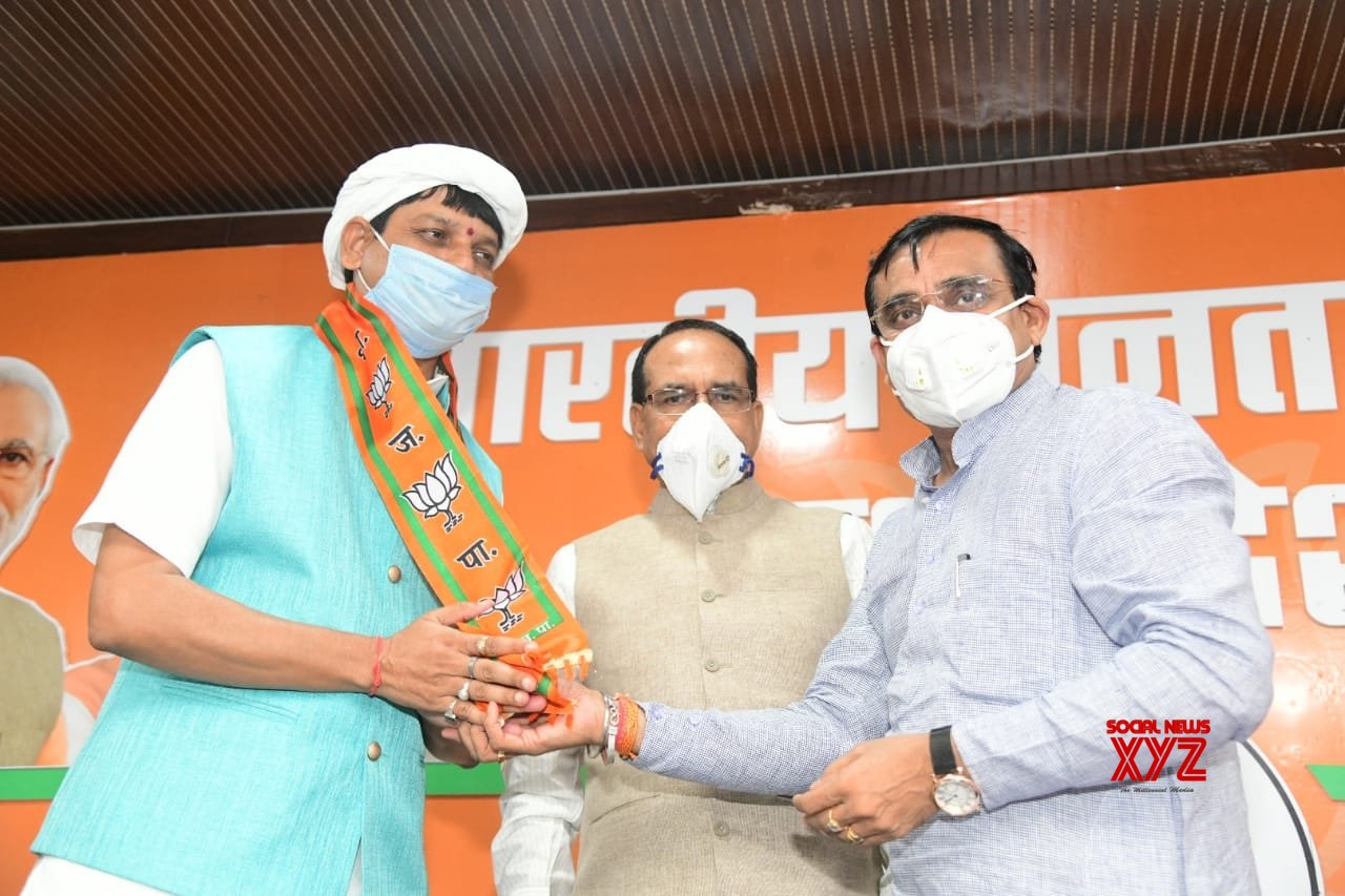 Bhopal: Another Congress MLA in Madhya Pradesh joins BJP #Gallery