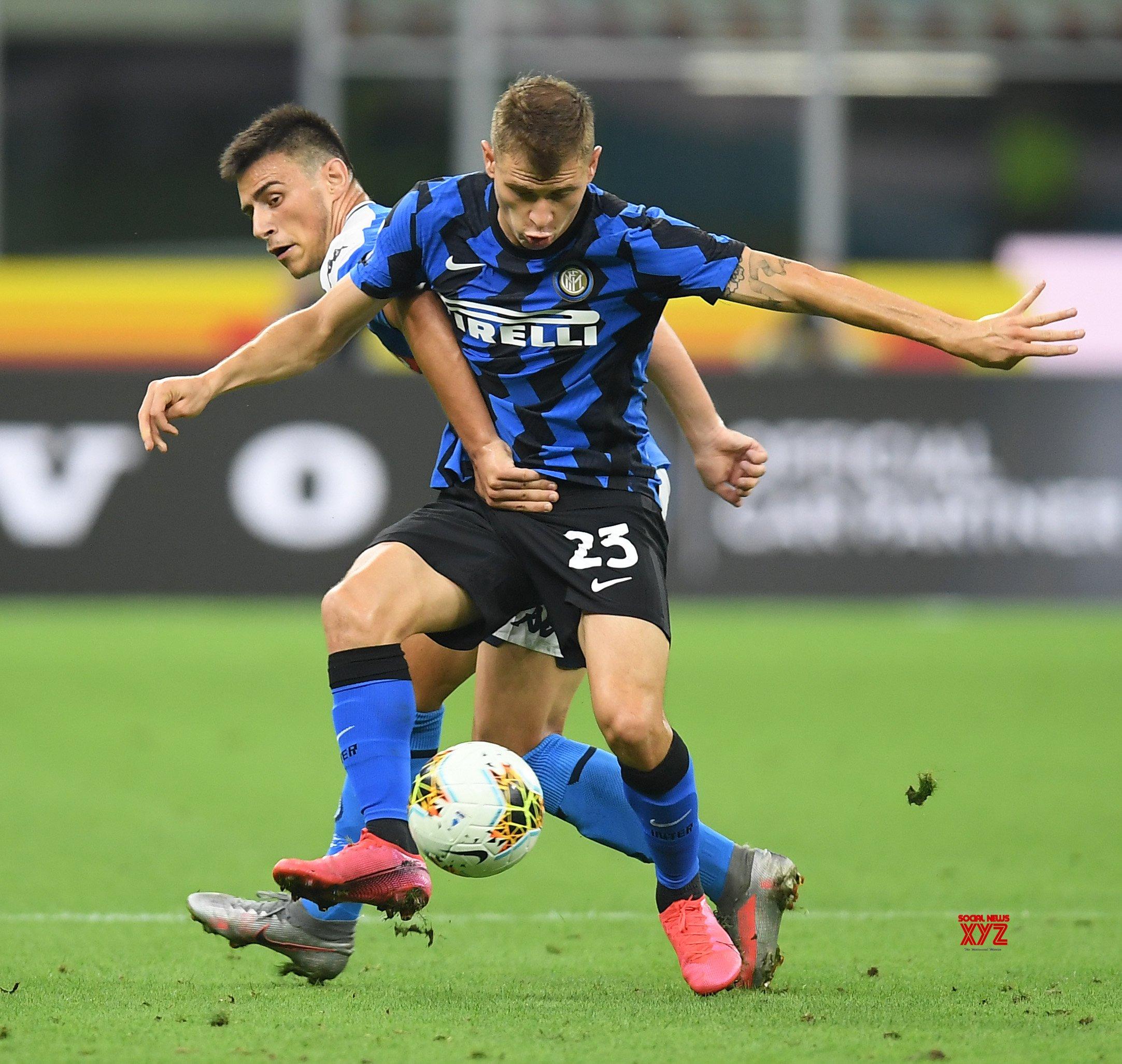 ITALY - MILAN - FOOTBALL - SERIE A - INTER MILAN VS NAPOLI #Gallery