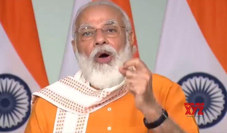 New Delhi: PM Modi addresses the Grand Finale of Smart India Hackathon 2020 #Gallery